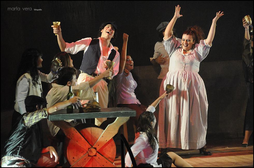 musicales en teatro: